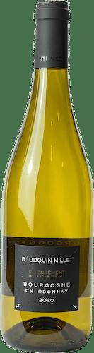 Flaske hvid bourgognbe