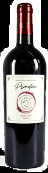 Syditaliensk flaske rødvin