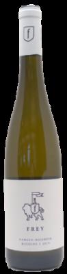 En lækker økologisk flaske riesling