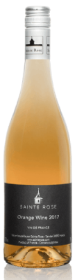 Orange vin fra sydfrankrig